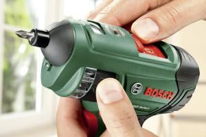 Bosch PSR Select HomeSeries Einstellung