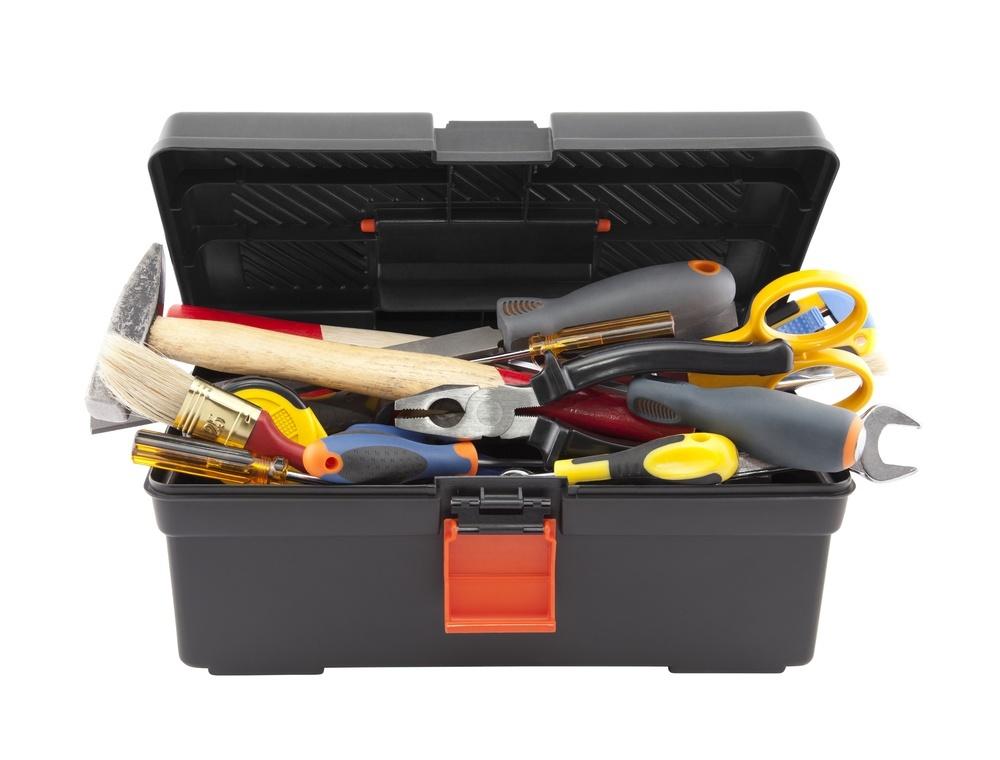 Fragen Werkzeugkoffer
